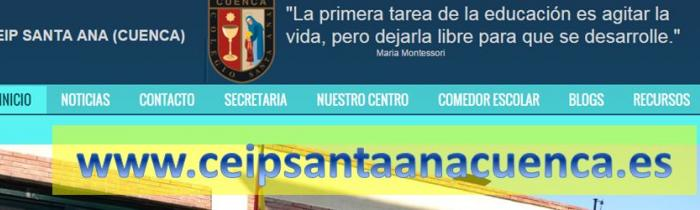 www.ceipsantaanacuenca.es